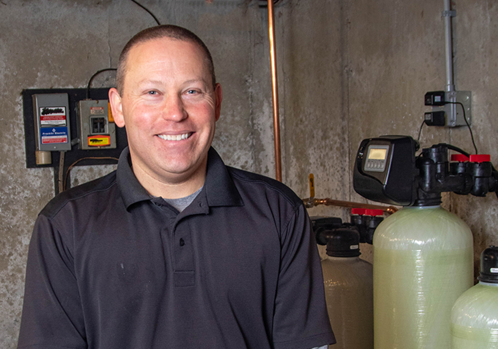 Water Filtration and Treatment Service in New Hampshire - Jeff Gobbi - Water Guy