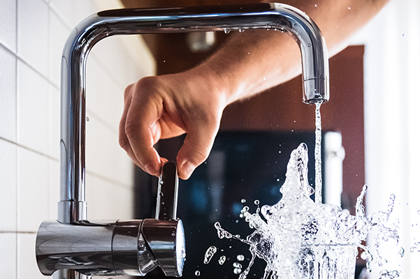 Water purification for kitchen faucet in new hampshire portsmouth
