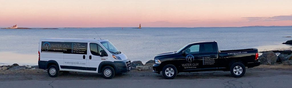 Portsmouth NH Water Treatment and Filtration Vehicles